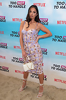Christina Carmela<br /> at the 'Too Hot to Handle' season 2 screening, London.<br /> <br /> ©Ash Knotek  D3566 23/06/2021