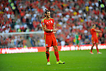 EURO 2016 QUALIFYING: WALES V ISRAEL AT CARDIFF CITY STADIUM : <br /> Gareth Bale of Wales <br /> <br /> EDITORIAL USE ONLY.