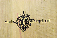 coat of arms montez champalimaud quinta do cotto douro portugal