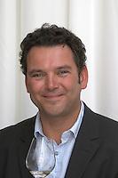 Pascal Guibal, Marcel Sautejeau and member of CIVN, Muscadet, Nantes, Loire, France