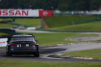 #61 Roadshagger Racing by eEuroparts.com Audi RS3 LMS TCR DSG, TCR: Gavin Ernstone, Jon Morley