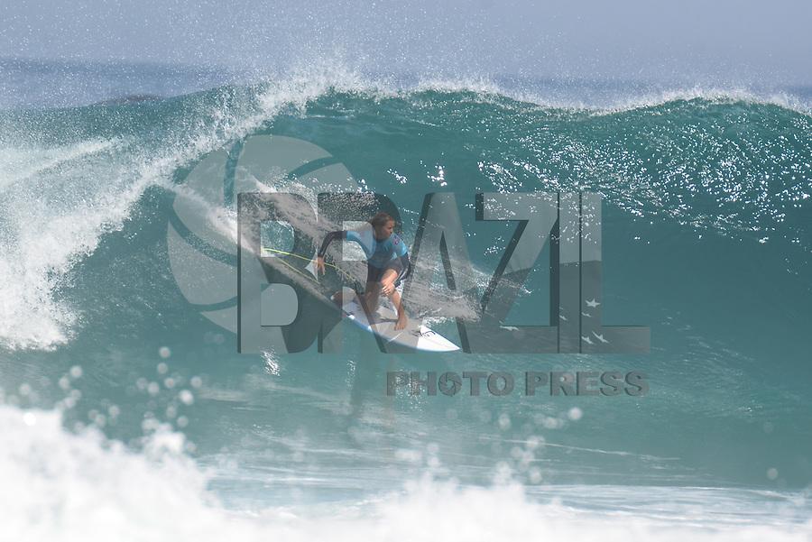 SAQUAREMA, RJ, 16.05.2018 - WSL-RJ - Keely Andrew, no Oi Rio Pro etapa da WSL na Praia de Itaúna, Saquarema, Rio de Janeiro nesta quarta-feira, 16. (Foto: Clever Felix/Brazil Photo Press)