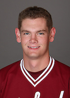 STANFORD, CA - NOVEMBER 11:  A.J. Talt of the Stanford Cardinal during baseball picture day on November 11, 2009 in Stanford, California.