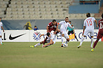 Kuwait SC vs Nejmeh during the 2015 AFC Cup 2015 Group D match on Febraury 24, 2015 at the Kuwait S.C. Stadium in Kuwait City, Kuwait. Photo by Adnan Hajj / World Sport Group