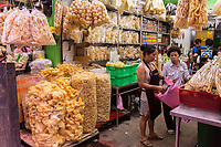 Bangkok, Thailand.  Fish Bladders for Sale in the Chinese Food Market, Chinatown.