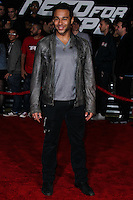 """HOLLYWOOD, CA - MARCH 06: Corbin Bleu at the Los Angeles Premiere Of DreamWorks Pictures' """"Need For Speed"""" held at TCL Chinese Theatre on March 6, 2014 in Hollywood, California. (Photo by Xavier Collin/Celebrity Monitor)"""