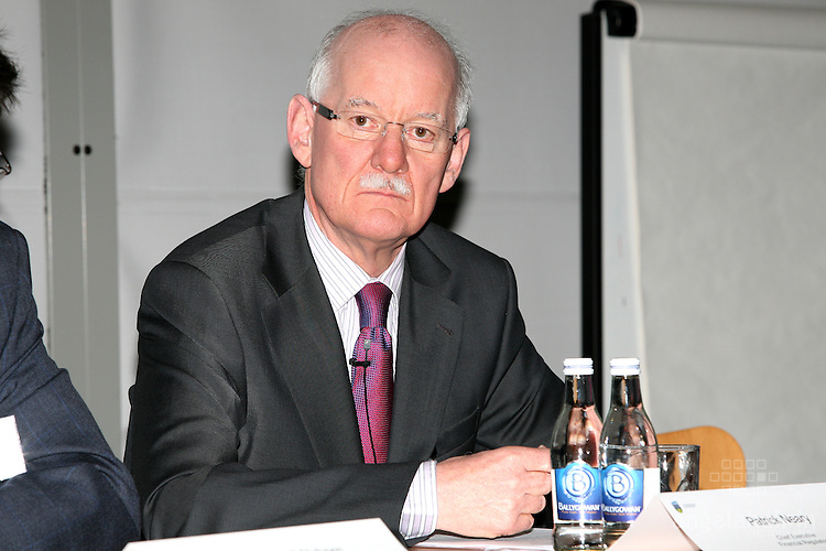 IFSC Phase 2.Institude of Bankers.March 5th 2008 .Patrick Neary (Financial Regulator)