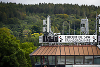 26th August 2021; Spa Francorchamps, Stavelot, Belgium: FIA F1 Grand Prix of Belgium, driver arrival day:  Track atmosphere during the Formula 1 Belgium Grand Prix