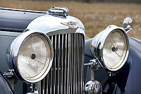 BNPS.co.uk (01202) 558833. <br /> Pic: H&HAuctioneers/BNPS<br /> <br /> An incredibly rare pre-war sports car is being tipped to sell for a whopping £160,000.<br /> <br /> The 1935 Lagonda M45 Rapide was one of just 53 made by the British marque.<br /> <br /> Only a tiny number of the vintage convertibles survive today, making it one of the rarest cars in the country.