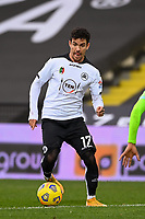 Diego Farias (Spezia)           ; <br /> December 05; 2020 - Football : Italian championship 2020 2021  ; 10°Day ; match between Spezia 1-2 Lazio  at  Dino Mannuzzi Stadium  ; Cesena, Italy;         ;( photo by aicfoto/Insidefoto)(ITALY) [0855]