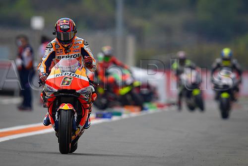 13th November 2020, Circuit Ricardo Tormo, Valencia, Spain;  MotoGP, Grand Prix of Valencia, free practise sessions;  06 Stefan Btadl