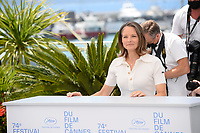 CANNES, FRANCE. July 6, 2021: Jodie Foster at her photocall for the Palme d'Or Honneur at the 74th Festival de Cannes.<br /> Picture: Paul Smith / Featureflash