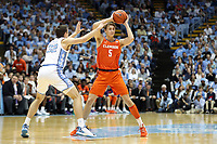 North Carolina v Clemson, January 11, 2020