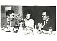 La Societe Saint-Jean-Baptiste du Quebec rend hommage a Raymond Barbeau, le 11 nov 1978<br /> <br /> PHOTO : Agence Quebec Presse