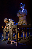 """""""Conversations with an Executioner"""" by Upstream Theatre press shots"""