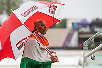 Umbrella's required at the Hampshire Bowl during India vs New Zealand, ICC World Test Championship Final Cricket at The Hampshire Bowl on 18th June 2021