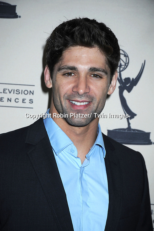 Bren Foster attending the Television Academy's Daytime Programming Peer Group presents a cocktail reception in honor of the 2011 Daytime Emmy Awards Nominees on June 16, 2011 .at The SLS Hotel at Beverly Hills in California.