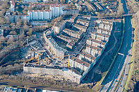 Wohnungsbau Hörgensweg, Oliver Lissy Strasse: EUROPA, DEUTSCHLAND, HAMBURG, (EUROPE, GERMANY), 25.12.2020: Wohnungsbau Hörgensweg, Oliver Lissy Strasse