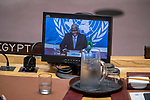 Security Council meeting The situation in the Central African Republic