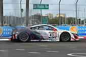9-12 March, 2017, Saint Petersburg, Florida, USA<br /> #43 Ryan Eversley, Acura NSX GT3<br /> © 2017, Jay Bonvouloir, ESCP
