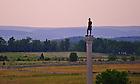 June 22, 2013; Gettysburg National Military Park.<br /> <br /> Photo by Matt Cashore/University of Notre Dame