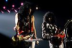 Paul Stanley & Bruce Kulick of Kiss