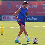 Atletico de Madrid's Saul Niguez during training session. July 27,2021.(ALTERPHOTOS/Atletico de Madrid/Pool)