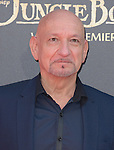Ben Kingsley attends The Disney World Premiere of The Jungle Book held at The El Captian theatre  in Hollywood, California on April 04,2016                                                                               © 2016 Hollywood Press Agency