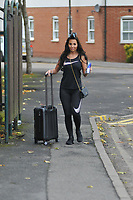 Yasmin Oukhellou<br /> arriving for filming for the Towie Diwali party at sugar hut brentwood essex <br /> <br /> ©Richard Open snappers