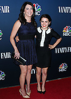 WEST HOLLYWOOD, CA, USA - SEPTEMBER 16: Actresses Lauren Graham and Mae Whitman arrives at NBC & Vanity Fair's 2014-2015 TV Season Event held at HYDE Sunset: Kitchen + Cocktails on September 15, 2014, in West Hollywood, California, United States. (Photo by Xavier Collin/Celebrity Monitor)
