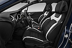 Front seat view of 2016 Ds DS4 Opera-Blue 5 Door Hatchback Front Seat  car photos