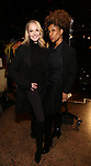 """Angie Schworer and Judine Somerville during the Broadway Opening Night Legacy Robe Ceremony honoring Erica Mansfield for  """"Kiss Me, Kate""""  at Studio 54 on March 14, 2019 in New York City."""