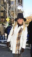 11-22-12 CBS Thanksgiving Day Parade - Laura Bell Bundy - New York City, NY