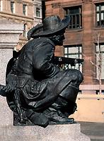 Monument à la mémoire de Paul de Chomedey, sieur de Maisonneuve