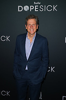 """NEW YORK CITY - OCTOBER 4: Executive Producer John Goldwyn attends the red carpet premiere of Hulu's """"DOPESICK"""" at the Museum of Modern Art on October 4, 2021 in New York City. . (Photo by Ben Hider/Hulu/PictureGroup)"""