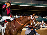 ARCADIA, CA - OCTOBER 06: Whitmore #11, ridden by Manny Franco wins the Stoll Keenon Ogden Phoenix at Keeneland Race Course on October 06, 2017 in Lexington, Kentucky. (Photo by Alex Evers/Eclipse Sportswire/Getty Images)