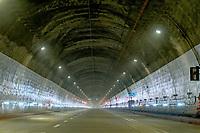 Tunel La Linea Complejo Vial. Quindio Tolima, Colombia, 29-08-2020