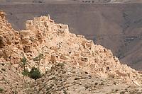 Forcetta, Libya - Abandoned Berber Village, Jebel Nafusa