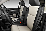 Front seats of a 2009 Dodge Journey