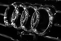 AUDI <br /> 2016 model at Montreal car show. January 15, 2016<br /> <br /> Photo : Pierre Roussel - Agence Quebec Presse<br /> <br /> <br /> <br /> <br /> <br /> <br /> <br /> <br /> <br /> <br /> <br /> .
