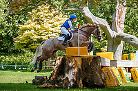 GBR-Natasha Anson rides Irish Konnection during the Cross Country for the CCI-L 3* Section B. 2021 GBR-Saracen Horse Feeds Houghton International Horse Trials. Hougton Hall. Norfolk. England. Saturday 29 May 2021. Copyright Photo: Libby Law Photography