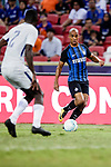 FC Internazionale Midfielder Joao Mario in action during the International Champions Cup 2017 match between FC Internazionale and Chelsea FC on July 29, 2017 in Singapore. Photo by Marcio Rodrigo Machado / Power Sport Images