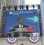 U.S. Election Day 2012
