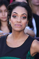 """WESTWOOD, LOS ANGELES, CA, USA - MARCH 18: Lyndie Greenwood at the World Premiere Of Summit Entertainment's """"Divergent"""" held at the Regency Bruin Theatre on March 18, 2014 in Westwood, Los Angeles, California, United States. (Photo by David Acosta/Celebrity Monitor)"""