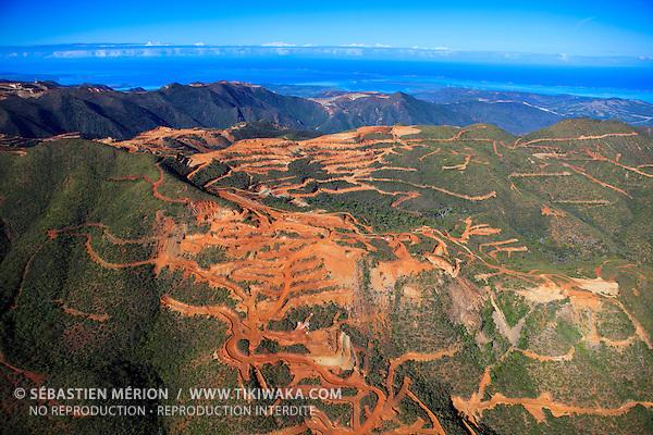 Mine de nickel de Koniambo, Koné, Nouvelle-Calédonie