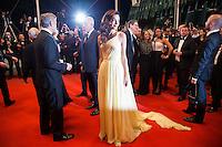 George Clooney, Amal Clooney - CANNES 2016 - DESCENTE DES MARCHES DU FILM 'MONEY MONSTER