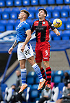 St Johnstone v St Mirren……29.08.20   McDiarmid Park  SPFL<br />Callum Hendry and Conor McCarthy<br />Picture by Graeme Hart.<br />Copyright Perthshire Picture Agency<br />Tel: 01738 623350  Mobile: 07990 594431