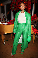 NEW YORK, NY- SEPTEMBER 10: Lori Harvey at the MAC Cosmetics celebration announcing Saweetie as it's newest MAC Girl at a private event in New York City on September 10, 2021. <br /> CAP/MPI/WG<br /> ©WG/MPI/Capital Pictures