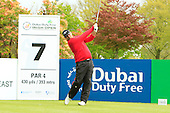 Thomas BJORN (DEN)  during round one of the 2016 Dubai Duty Free Irish Open hosted by The Rory Foundation and played at The K-Club, Straffan, Ireland. Picture Stuart Adams, www.golftourimages.com: 19/05/2016