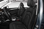 Front seat view of 2015-2016 Audi A4 Premium 4 Door Sedan front seat car photos